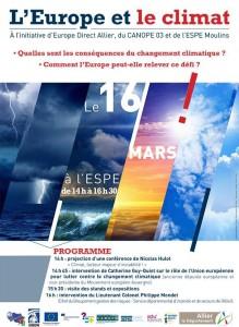 Europe et Climat